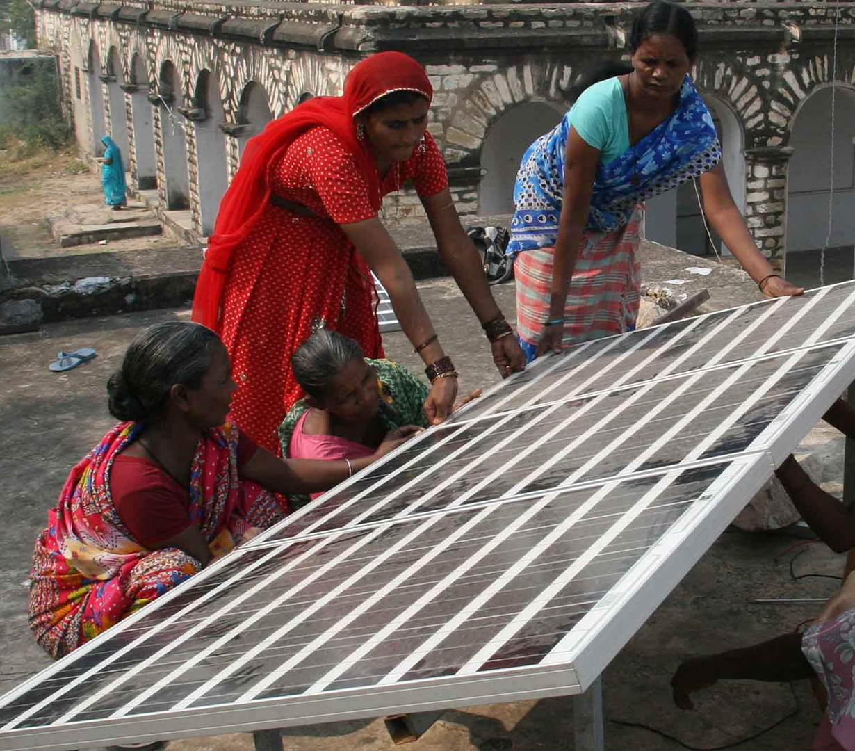 Solar Innovation and Capacity Building