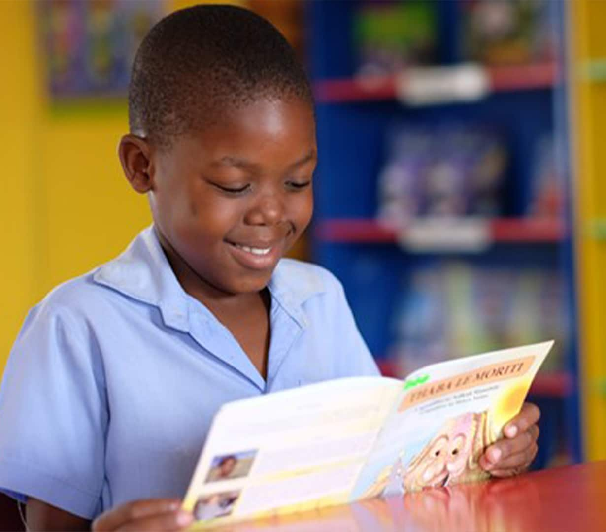 Child Literacy in South Africa