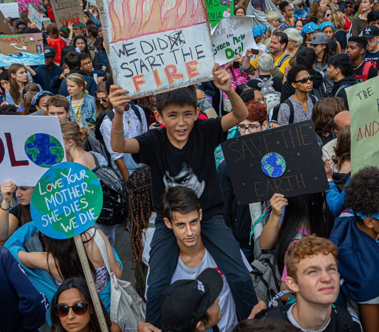 Youth-Led Climate Mobilization